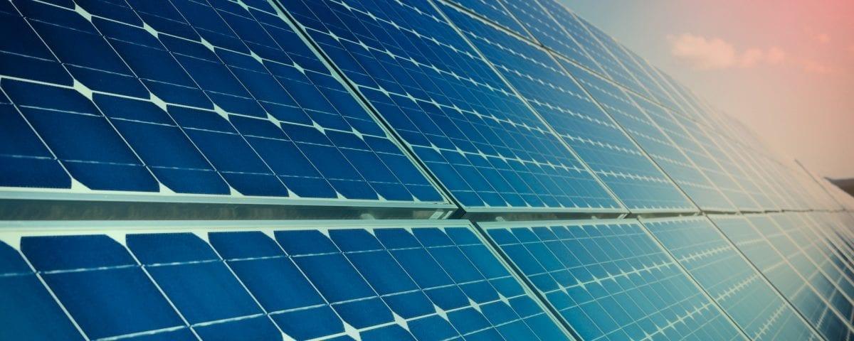 CPCA Sustainability Solar Panels