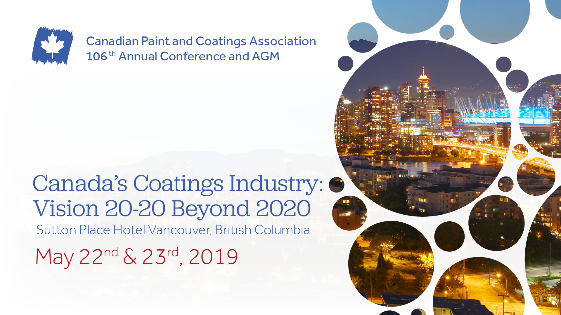 CPCA Conference & AGM