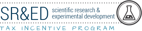 Scientific Research and Experimental Development (SR&ED)
