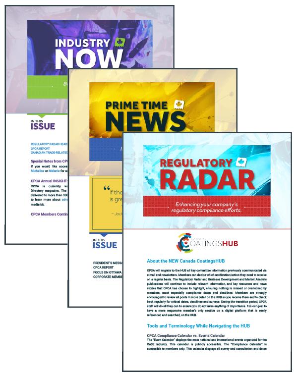 CPCA Publications