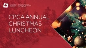 CPCA Annual Christmas Luncheon