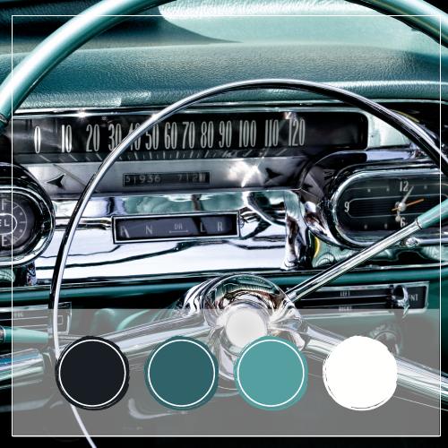 antique-cars_blue-gold-dresser
