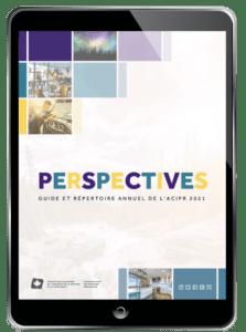 Perpesctives Guide et Répertoire annuel de l'ACIPR