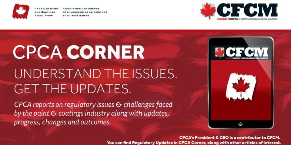 CPCA Corner