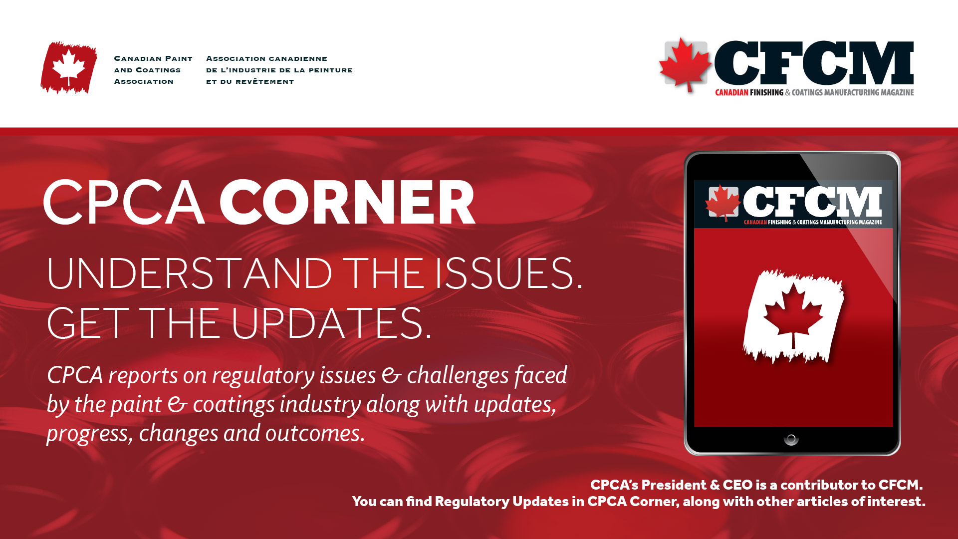CPCA Corner February 2021