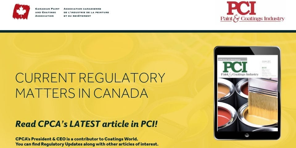 Current Regulatory Matters in Canada